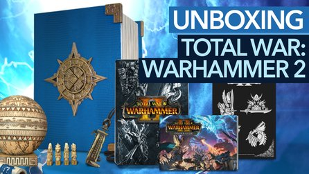 Total War: Warhammer 2 - Unboxing-Video: Das steckt in der Serpent God Edition