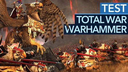 Total War: Warhammer - Test-Video: Gelingt die Total-War-Revolution?