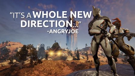 Warframe: Plains of Eidolon - Trailer mit Kommentaren der Presse