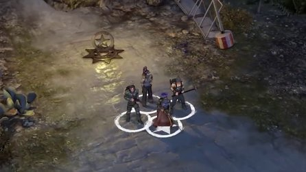 Wasteland 2 Director's Cut - Gameplay-Trailer: Story und Konsequenzen