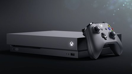 Xbox One X - Offizielles Unboxing der »Project Scorpio Edition«