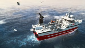 Fishing: Barents Sea - Testvideo zur Hochseefischerei-Simulation