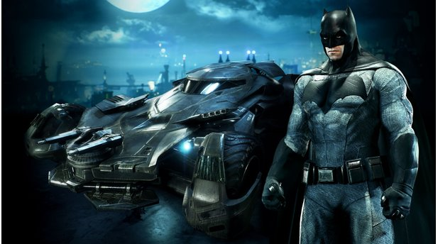 <b>Batman: Arkham Knight</b><br>Batman v Superman Batmobile-Pack