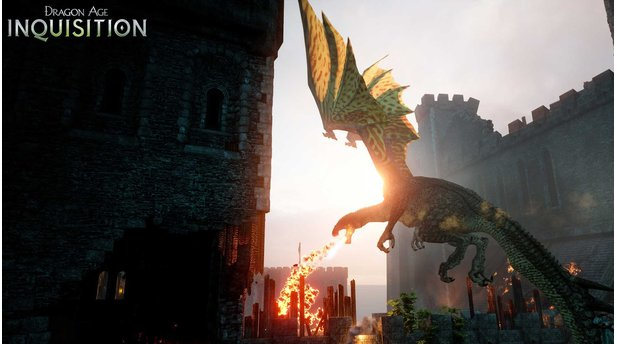 Dragon Age Inquisition - Dragonslayer