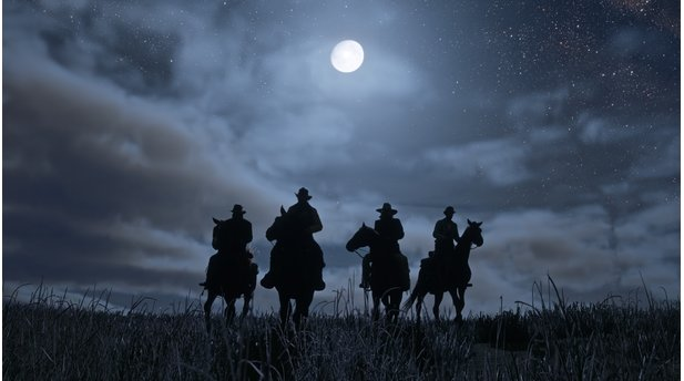 Red Dead Redemption 2 - Neue Screenshots aus dem Western-Epos.