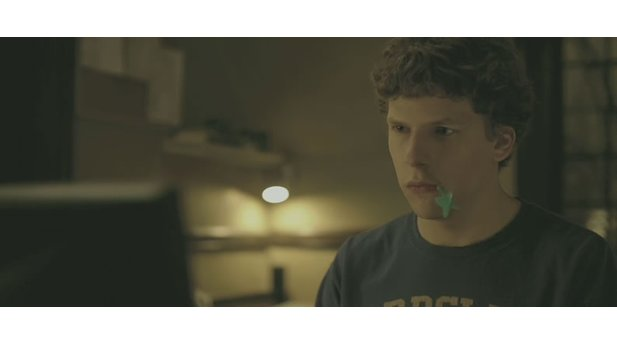 <b>The Social Network</b><br/>Jesse Eisenberg spielt Mark Zuckerberg im Facebook-Film ...