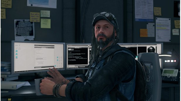 <b>Watch Dogs - Screenshots aus dem DLC Bad Blood</b><br>Raymond »T-Bone« Kenney will aus Chicago verschwinden...