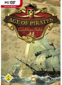 Cover zu Age of Pirates: Carribean Tales