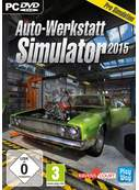 Cover zu Auto-Werkstatt-Simulator 2015 (Car Mechanic Simulator 2015)