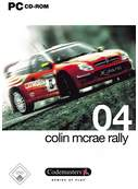 Cover zu Colin McRae Rally 04