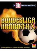 Cover zu Bundesliga Manager X