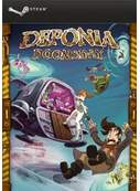 Cover zu Deponia Doomsday
