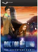 Cover zu Doctor Who: The Adventure Games