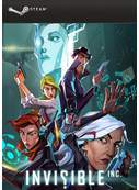 Cover zu Invisible, Inc.