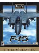 Cover zu Jane's Combat Simulations: F-15