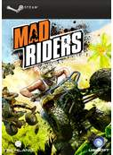 Cover zu Mad Riders
