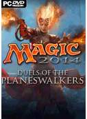 Cover zu Magic 2014: Duels of the Planeswalkers