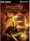 Cover zu Majesty 2: Monster Kingdom