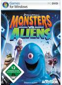 Cover zu Monsters vs. Aliens