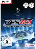 Cover zu Pro Evolution Soccer 2014
