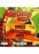 Cover zu Rollercoaster Tycoon: Added Attractions