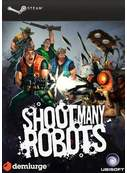 Cover zu Shoot Many Robots