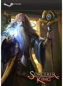 Cover zu Sorcerer King