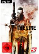 Cover zu Spec Ops: The Line