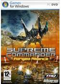 Cover zu Supreme Commander: Forged Alliance