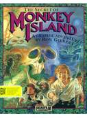 Cover zu The Secret of Monkey Island