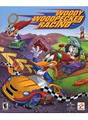 Cover zu Woody Woodpecker Racing