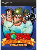 Cover zu Worms World Party Remastered