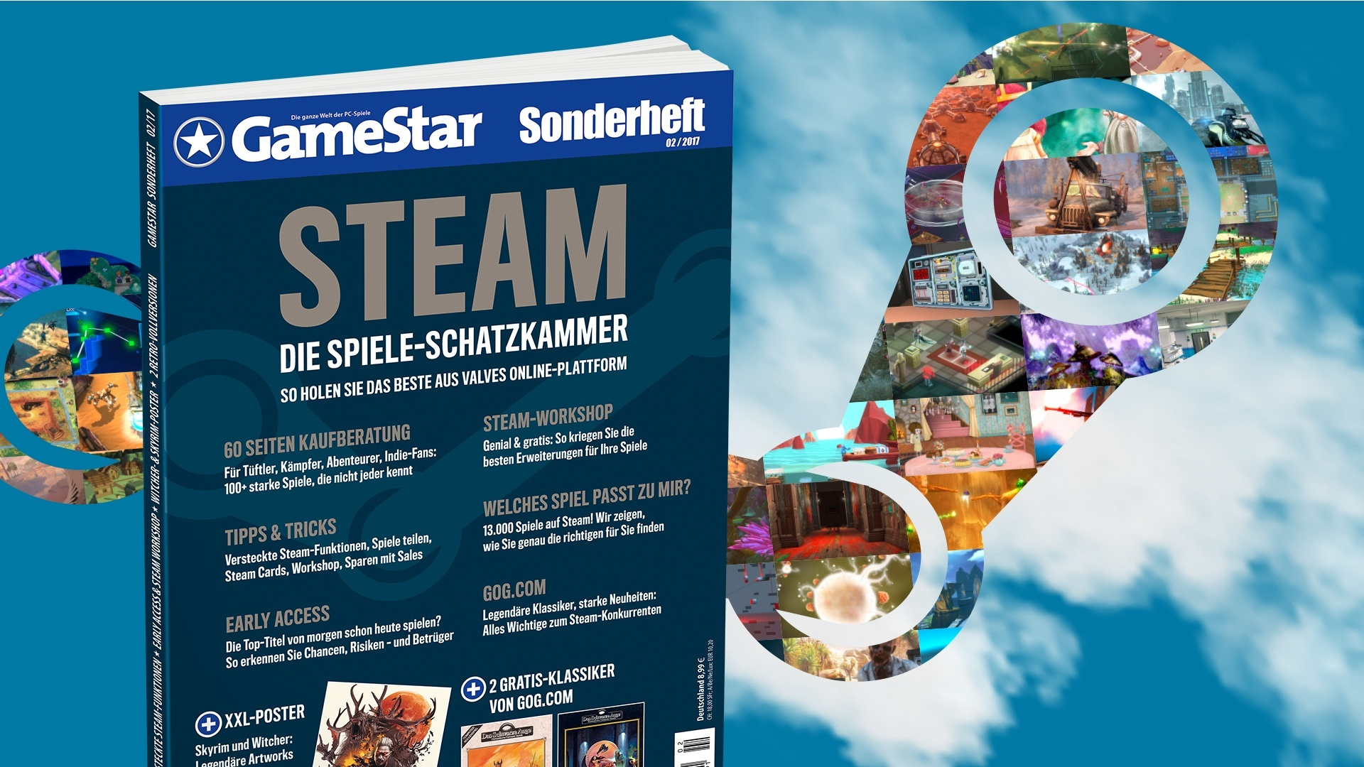 GameStar Steam Sonderheft