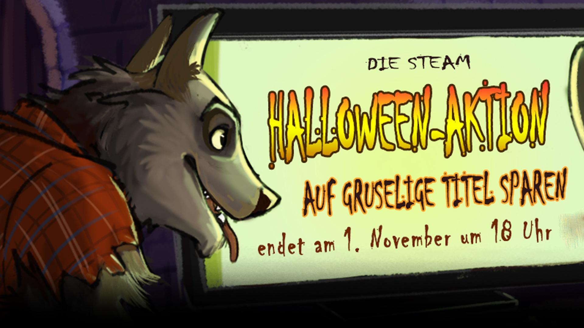 GOG: Halloween-Sale startet heute