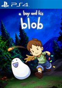 Cover zu A Boy and his Blob - PlayStation 4