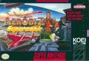 Cover zu Aerobiz Supersonic - SNES