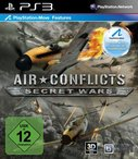 Cover zu Air Conflicts: Secret Wars - PlayStation 3