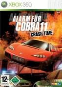 Cover zu Alarm für Cobra 11: Crash Time - Xbox 360