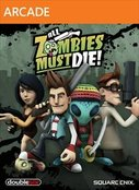Cover zu All Zombies Must Die! - Xbox Live Arcade
