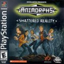 Cover zu Animorphs: Shattered Reality - PlayStation