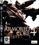 Cover zu Armored Core 4 - PlayStation 3