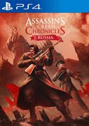 Cover zu Assassin's Creed Chronicles: Russia - PlayStation 4