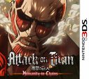 Cover zu Attack on Titan: Humanity in Chains - Nintendo 3DS