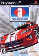 Cover zu Auto Modellista - PlayStation 2