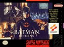 Cover zu Batman Returns - SNES