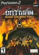 Cover zu Batman: Rise of Sin Tzu - PlayStation 2