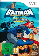Cover zu Batman: The Brave and the Bold - Wii