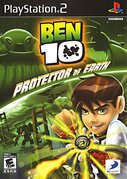 Cover zu Ben 10: Protector of Earth - PlayStation 2