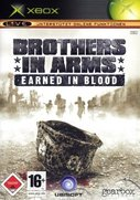 Cover zu Brothers in Arms: Earned in Blood - Xbox