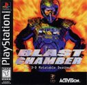 Cover zu Blast Chamber - PlayStation